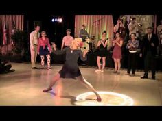 (2011 ILHC Solo Charleston Finals - Spotlight) Oh solo Charleston, how I adore thee