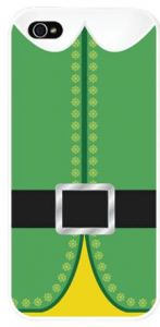 Gifts for Him or Her:  Buddy the Elf Costume iPhone 5 Case @ Cafepress
