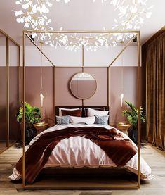 Dormitorios a todo color 01 - Dimensi-on Estudio Interiorismo