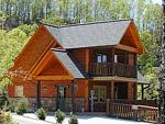 *Chestnut Ridge* is a spectacular vacation home located in a mountain community that borders the Smoky Mountains National Park with majestic mountain views and the valley below. This Smoky Mountain cabin can sleep up to 6 people with three bedrooms and three bathrooms.