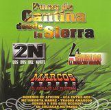 Puras de Cantina de la Sierra [CD]