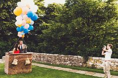 Stephanie Allin, Travel, Balloons And Books For A Vintage Inspired Literary Adventure!