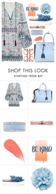 """Happy Monday"" by sunnydays4everkh ❤ liked on Polyvore featuring Talitha, MCM, Stephen Webster, Burberry, N°21 and Gucci"