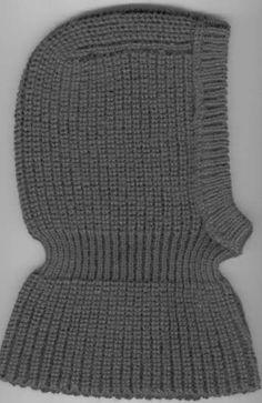 bivakmuts in halfpatent Baby Hats Knitting, Knitting Socks, Free Knitting, Knitted Hats, Crochet Baby, Knit Crochet, Knitted Balaclava, Baby Boy Sweater, Mittens Pattern