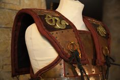 Dermatothorakas Echetlaios | hellenic Armors