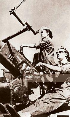 1948 Türk kadın askerler