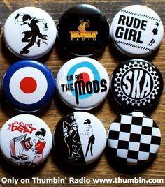 Mod Buttons