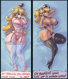 Porn pics of princess peach and other mario girls page