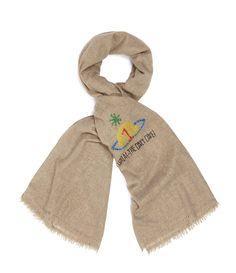 Made in Nepal Scarf - Vivienne Westwood