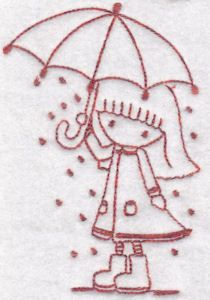 Bunnycup Embroidery | Print View - Tiny Teens Redwork