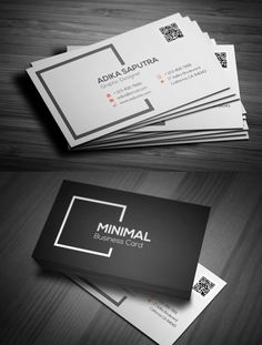 Clean Minimal Business Card --- - ( + Bleed ) - Fully editable Psd files - 300 dpi - CMYK colour mode - Ready to print - Editable text - Well Business Card Maker, Business Cards Layout, Minimal Business Card, Unique Business Cards, Business Logo Design, Legal Business, Luxury Business Cards, Creative Business, Game Design