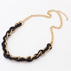 Hot Necklaces Pendants Women Statement Vintage Necklace Bohemia Bead Choker Necklace Beads Pendant For Party Gift Wedding