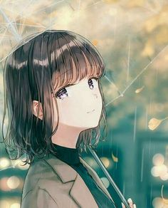 Like Drawing Image Fantasy of forms the Face Book Cool Anime Girl, Pretty Anime Girl, Girls Anime, Sad Anime, Anime Neko, Beautiful Anime Girl, Anime Art Girl, Manga Girl, Yuri Anime