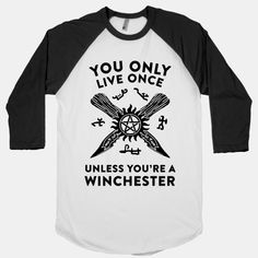 "This is officially on my ""Wish List""  You Only Live Once Unless You're A... 