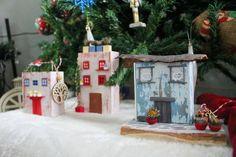 """ΧΕΙΡΟΠΟΙΗΤΑ ΓΟΥΡΙΑ :""""ΕΠΙΣΤΡΟΦΗ ΣΤΙΣ ΡΙΖΕΣ ΜΑΣ"""" Advent Calendar, Christmas Ornaments, Holiday Decor, Handmade, Vintage, Home Decor, Hand Made, Decoration Home, Room Decor"""