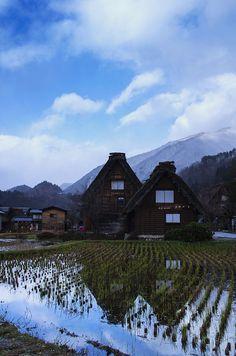 Shirakawa-go - Gassho-zukuri Village