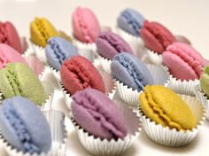 Felt French Macarons tutorial