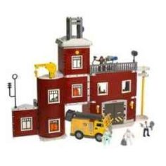 What child doesn't dream of being a hero? We all do or did. Now kids can pretend to be a firefighter and rescuing people in their town. Isn't...