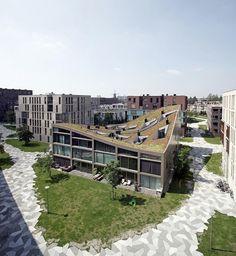 Funen Blok K – Verdana - NL Architects