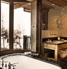 Destinations | A Perfect French Chalet