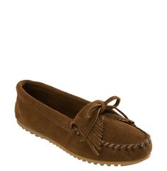Minnetonak Moccasins. Favorite everyday shoes, with a wonderful name!