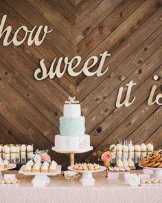 Inspírate con las 20 mesas dulces más originales para tu boda. ¡Deliciosas! Image: 0