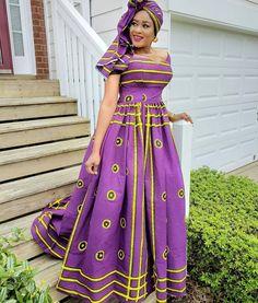 African Wear Dresses, African Fashion Ankara, African Attire, Ankara Long Gown Styles, Ankara Styles, American Dress, Women's Fashion Dresses, Dress Shoes, Shoes Heels
