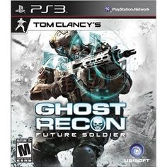 Tom Clancy's Ghost Recon: Future Soldier PS3