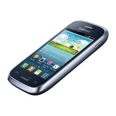 Samsung Galaxy Young GT-S6310N Cod Unlocked Quad Band NFC, GPS, WiFi Phone (Blue)