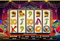 Genie Wild - http://casinospiele-online.com/casino-spiele-genie-wild-online-kostenlos-spielen/