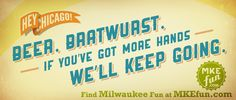VISIT Milwaukee Summer Campaign on Behance