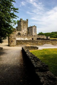 Tintern Abbey - Wexford, by Kieran Collins on 500px