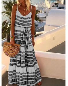 Boho Summer Dresses, Boho Dress, Casual Dresses, Maxi Dresses, Bohemian Dresses, Dress Red, Dress Black, Summer Outfits, Plus Size Summer Dresses