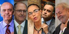 Corrupção no Brasil tem nomes