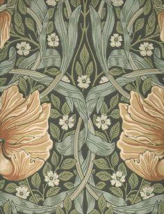 Pimpernel 210388, William Morris - Seinäruusu - Verkkokauppa
