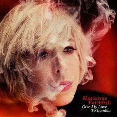 Marianne Faithfull claims she knows who killed Jim Morrison.