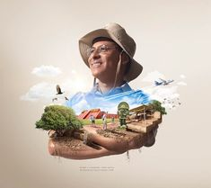 Amazing Digital Illustrations of Peru