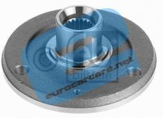 FRONT HUB FLANGE TO SUIT  CITROEN AX 09/86 TO 12/97 SAXO 05/96 TO 06/03   PEUGEOT 106 106 RESTYLING