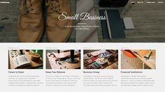 Small Business | Bootstrap Theme. Bootstrap Themes. $6.00