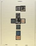 INDIAN FEUDATORY STATES - SORUTH 1864-1949 mint/unused and used collection on…
