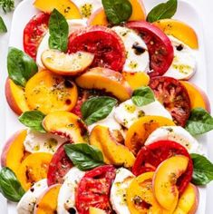 he always orders when we go out is either an old fashioned or a Manhattan. Now those I can get behind. Caprese Salad Recipe, Salad Recipes, Vegan Recipes, Aged Balsamic Vinegar, Balsamic Glaze, Pesto Vinaigrette, Mexican Chicken, Italian Chicken, Buffalo Chicken