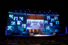 Stuck in a Bubble?  from Hope Community Church in Raleigh, NC | Church Stage Design Ideas