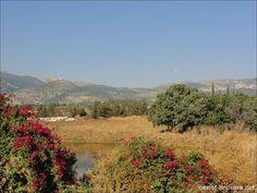 https://flic.kr/p/9T8jfT   ©110609 (12) Blick von Senir Richtung Golan