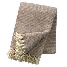 Ralph wollen deken van Klippan Yllefabrik | Online winkelen!