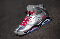a320143b114 Air Jordan 6 Retro GS Valentines Day 2014 ------ I should be getting every  pair of V-Day Jordans for my WHOLE life!