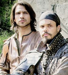 AnyWomanWouldBeFortunateToBeLovedByYou — mousquetairs: the musketeers s2, first look [x]