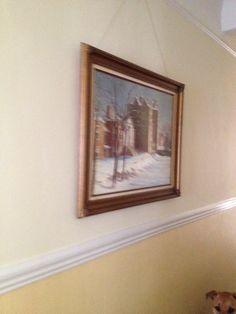 Hallway Carol Barany Catanio Oil Painting