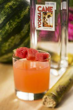 Watermelon Passion Fruit Cocktail - Florida Fresh Marketplace