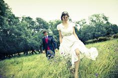 fotos boda campo