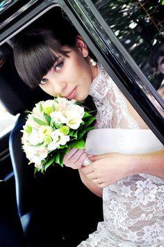 Свадебное платье для Евгении.Автор-Хлопонина Светлана.